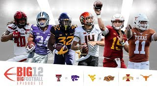 Big 12 Big Football - Week 12