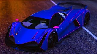 BUYING & CUSTOMIZING THE NEW PRINCIPE DEVESTE EIGHT! (GTA 5 ONLINE)