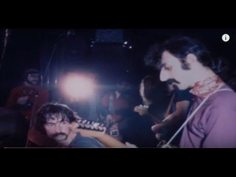 Video von Pink Floyd, Frank Zappa