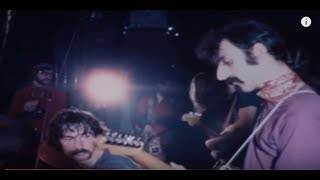 Pink Floyd - Interstellar Overdrive With Frank Zappa