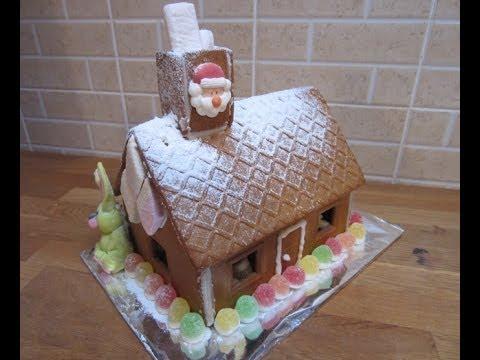 Casetta Di Natale Ikea : Casetta di pan di zenzero youtube