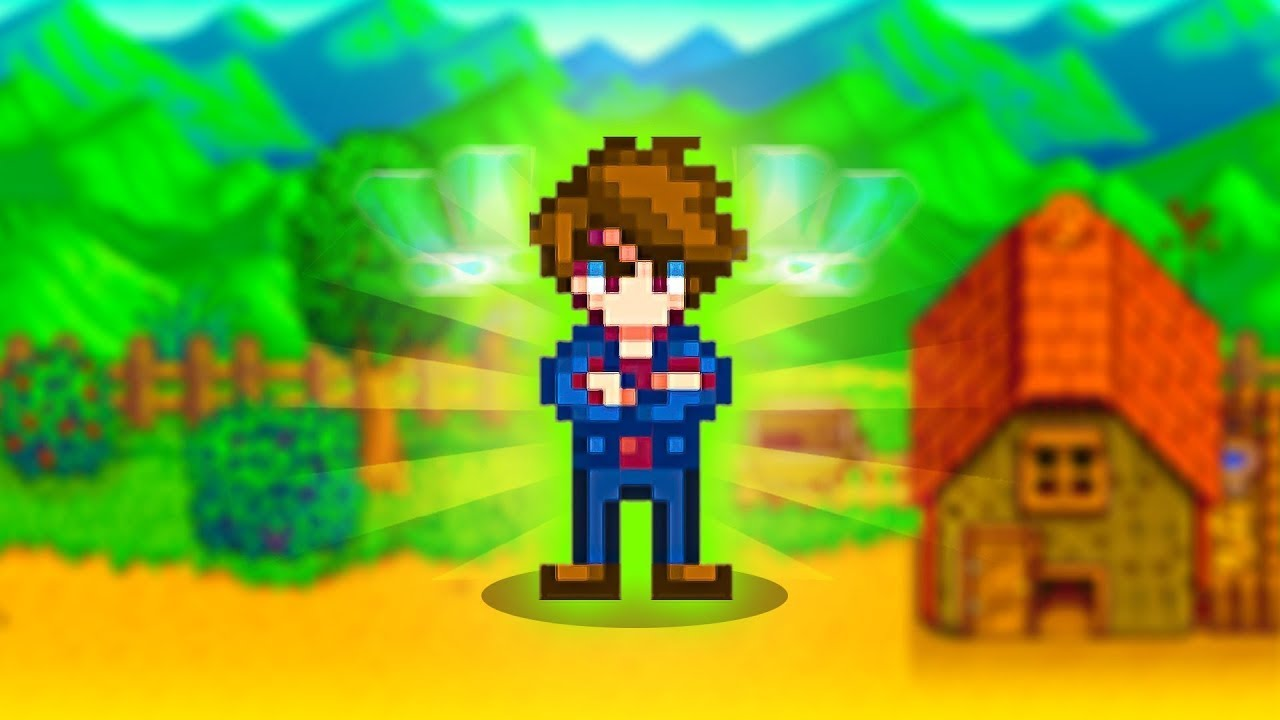 This is what happens if you never leave the farm in Stardew Valley