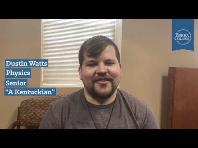 Students in Science - Dustin Watts