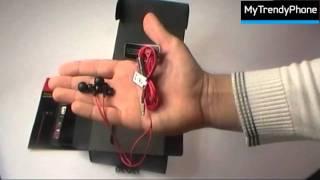 HTC Sensación XE con Beats Audio - Negro / Rojo