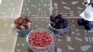 GOJI BERRY- волчья ягода,инжир-смоквы...USA.Spokane 17
