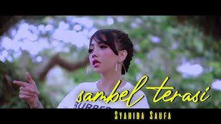 Gambar cover Syahiba Saufa - Sambel Terasi (Official Music Video ANEKA SAFARI)