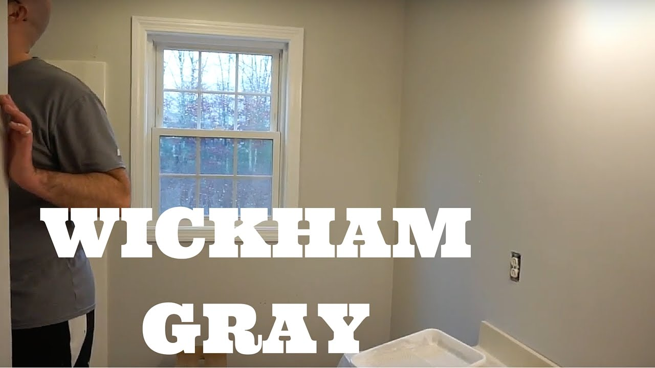 Wickham Gray Living Room