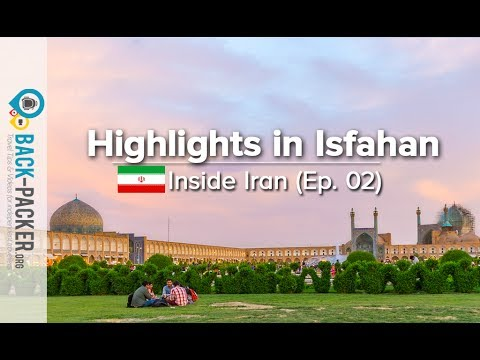 Traditional Isfahan - Things to do & Tips (Inside Iran, Epis