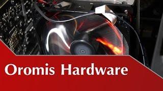 Cooler Master Hyper 212 LED, installation [EN]