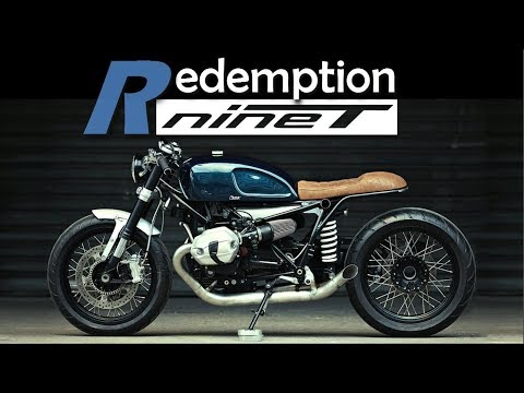 Cafe Racer (BMW R nineT by JVB Moto and Clutch Custom Motorcycles)