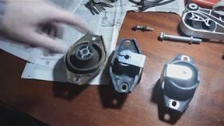 видео Замена подушек двигателя ВАЗ 2110: последовательность работ