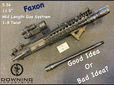Faxon 11.5