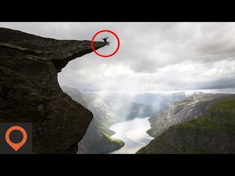 11 Scariest Viewing Platforms Ever!