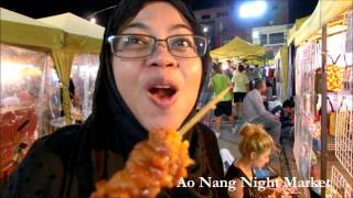 KRABI 2017 FOOD WE ATE AND HOTEL WE STAYED