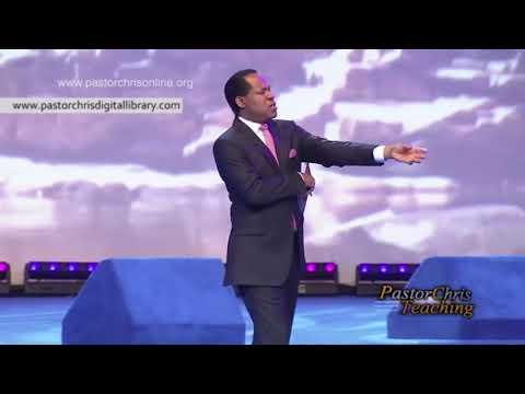 Pastor Chris The Coming Of JESUS
