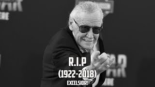 My Tribute To The Marvel Legend Stan Lee R.I.P!