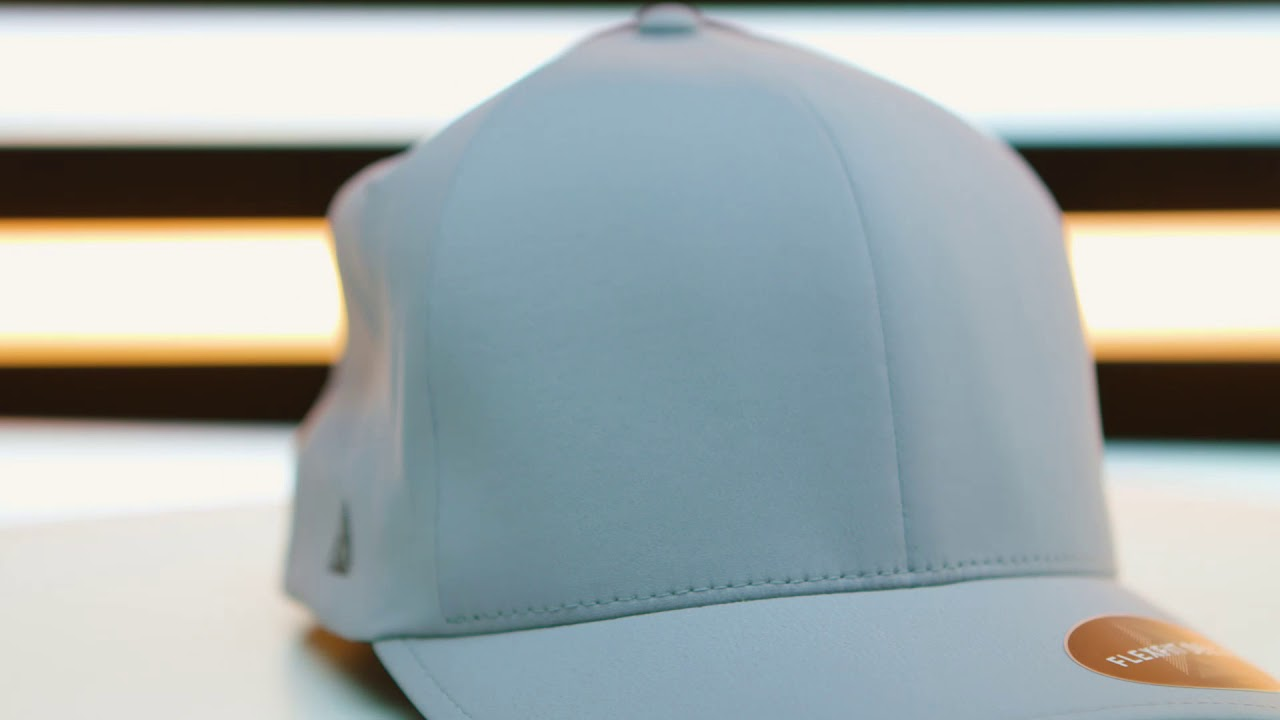 Flexfit Delta 180 Premium Baseball Cap Final - YouTube 5aaaebcaa7