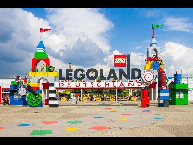 Carte Legoland Allemagne.Legoland Allemagne Gunzburg Royaume De Lego En Baviere