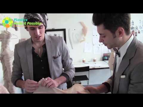 For WesFeld of Project Runway, Fashion Design Means Undergarments Too