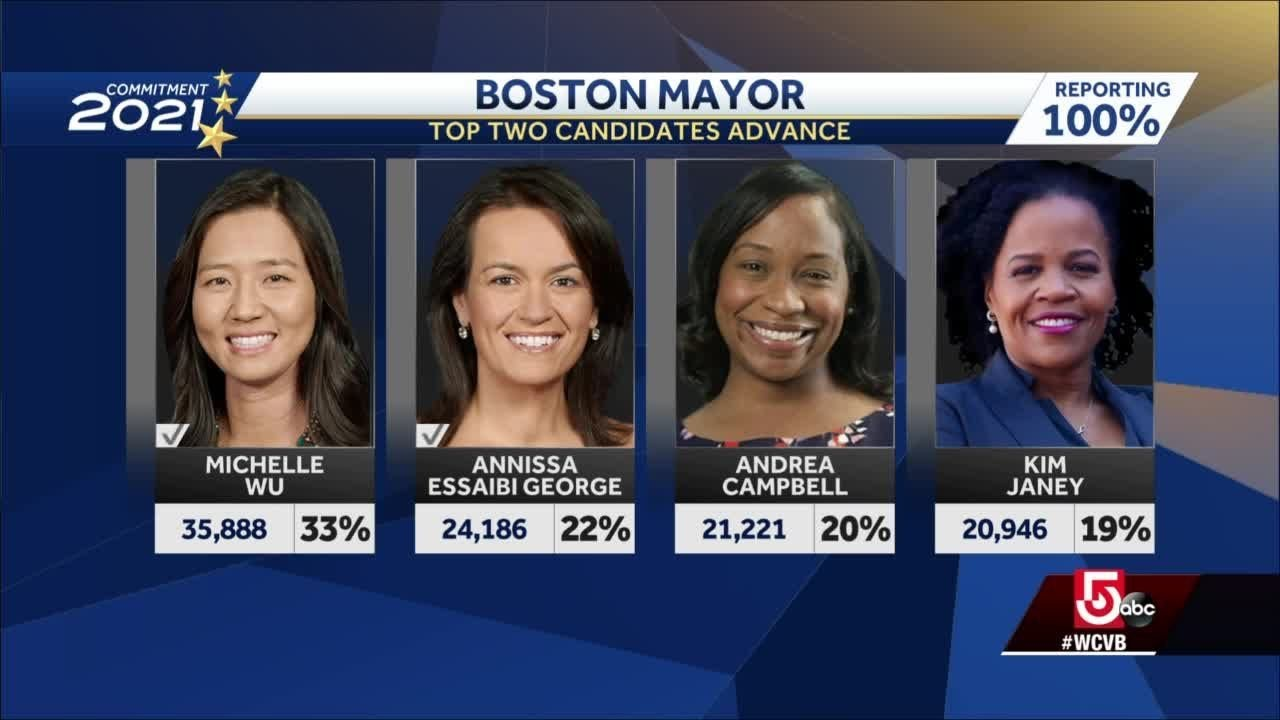 'Back to Work': Wu Looks Ahead After Victory in Boston Mayoral ...