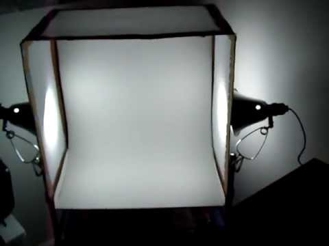 Diy light tent for animal photography