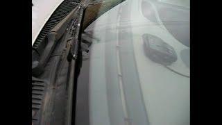 Щётки стеклоочистителя оставляют полосы – устраняем без замены щёток и резинок