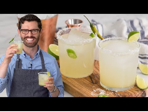 The BEST Margarita Two Ways!