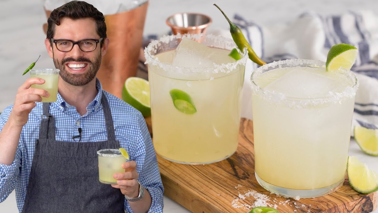 Shake up margarita recipes with a few simple ingredient twists
