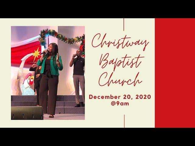 Christway Christmas Sunday