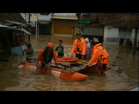 24 Dead, Dozens Missing After Flooding And Landslides In Indonesia