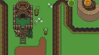 Legend of Zelda: Ocarina of time 2d! (No Download link available)