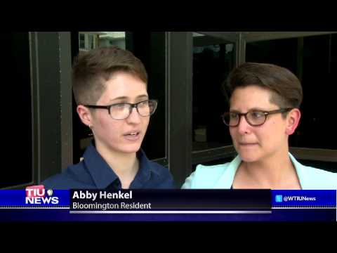Same-Sex Couples In Monroe County Wed After Judge's Ruling