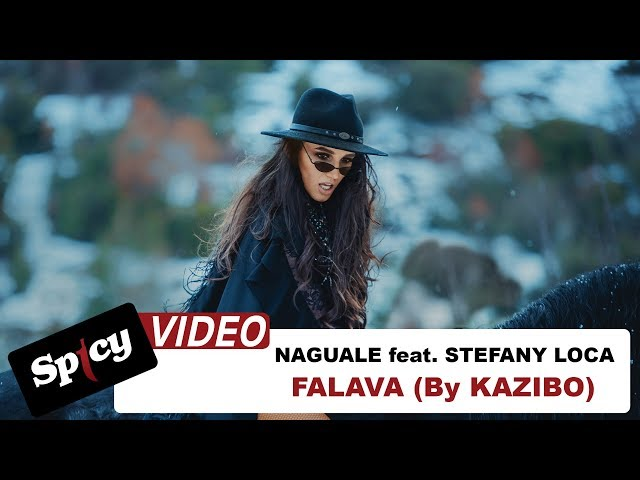 NAGUALE feat. STEFANY LOCA - FALAVA (by KAZIBO) - Official Music Video