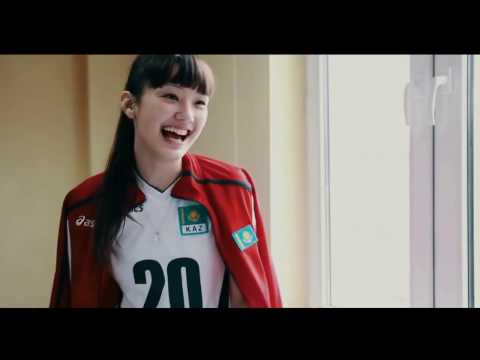 WOW!! Pemain Voli  Tercantik Di Dunia Sabina Altynbekova