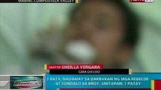bp 3 bata nadamay sa bakbakan ng mga umano y npa at sundalo sa comval 1 bata patay