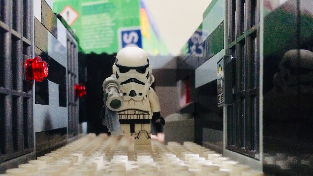 mein lego star wars moc update video  youtube