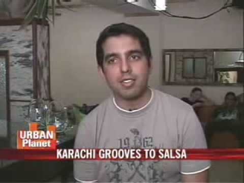 Exploring Pakistan - Karachi Grooves to Salsa