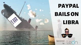 Paypal Ditches FB Libra | Apple Favors Government Money | CSW's Rusty Staples Evidence