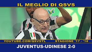 QSVS - I GOL DI JUVENTUS - UDINESE 2-0  - TELELOMBARDIA / TOP CALCIO 24