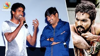 GV Prakash can't sign more movies : Comedian Soori & Sathish Comedy Speech | SEMA Audio Launch