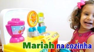 Cozinha falante Chicco - Review | Mariana Bonnás