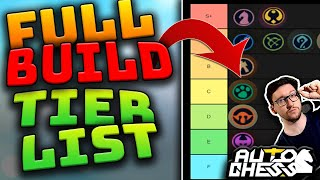 Full Synergy / Build TIER LIST! 🔥 [Excoundrel + Claytano] | Gods Nerf Update | Auto Chess Mobile