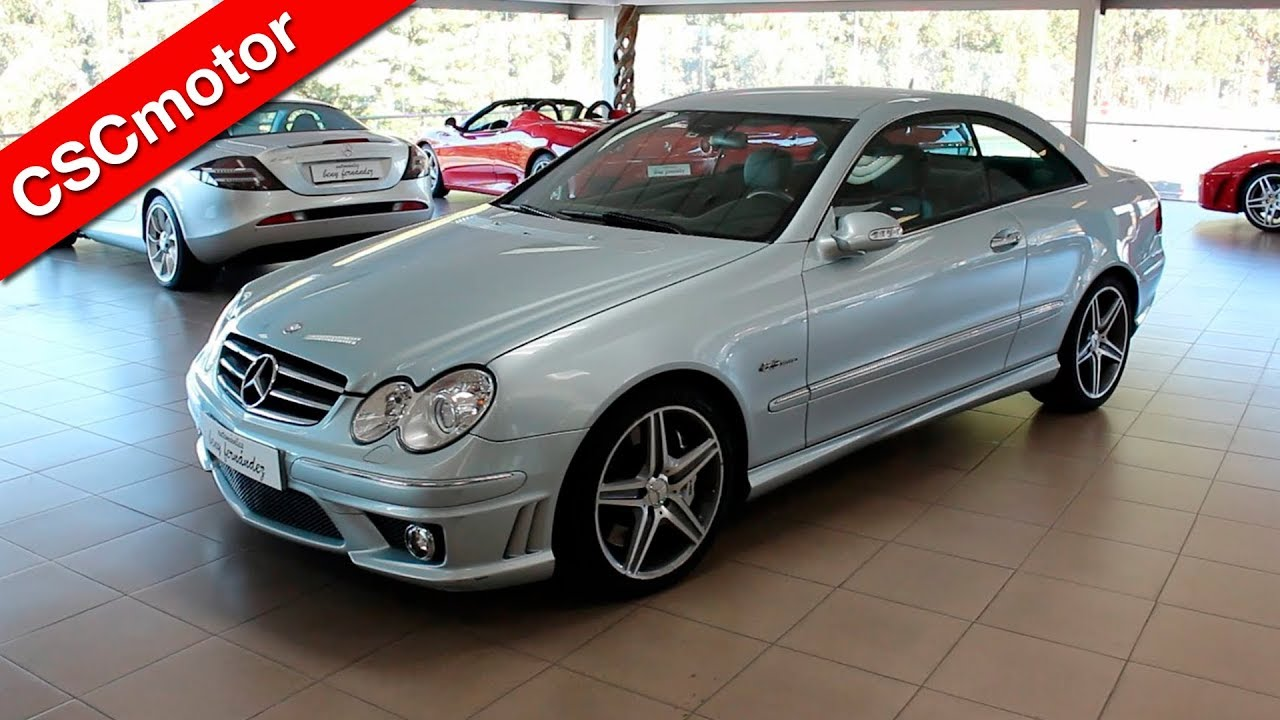 mercedes benz clk 63 amg 2006 revisi n en profundidad. Black Bedroom Furniture Sets. Home Design Ideas