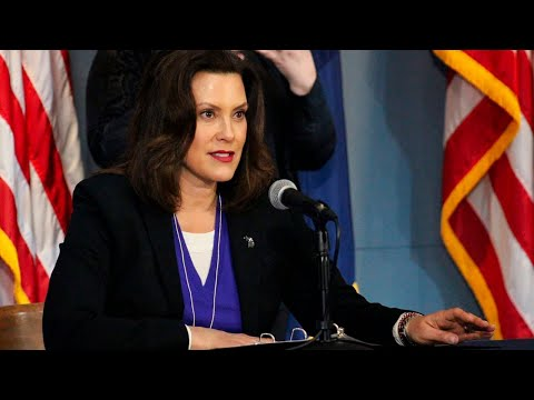 Michigan Governor Gretchen Whitmer Admits She Has Been Weakened By Republican Push-Back
