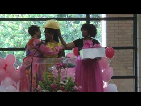 Tiara's TearDrop: The Paulette McKenzie Leaphart Event Part 2