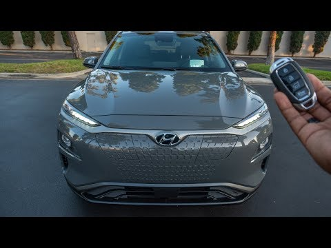 Hyundai's LONG RANGE electric vehicle is SHOCKINGLY GOOD!