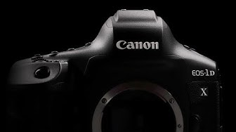 Canon EOS-1D X Mark III on julkaistu!