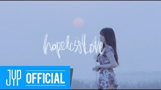 "박지민(Jimin Park) ""Hopeless Love"" M/V"