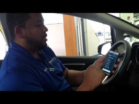 setting bluetooth on 2015 Honda Fit/Crv/Pilot/Odyssey/Accord/Civic