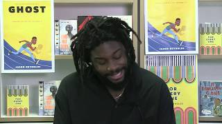 Jason Reynolds reads from Ghost